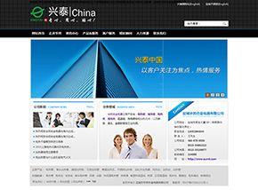 电热企业网站[带数据]、展示企业形象网站